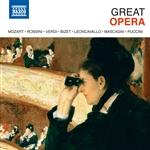 GREAT OPERA (10-CD Box set)