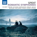 GREAT ROMANTIC SYMPHONIES (10-CD Box Set)
