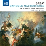 GREAT BAROQUE MASTERPIECES (10-CD Box Set)