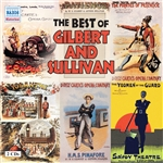 GILBERT AND SULLIVAN (The Best of)