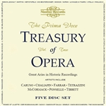 The Prima Voce - Treasury of Opera Vol Two
