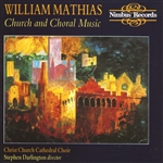 Mathias: Church and Choral Music