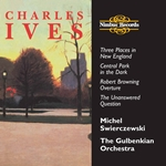 Ives, C.: Unanswered Question (The) / Central Park in the Dark / Robert Browning Overture / Orchestral Set No. 1