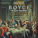 Boyce, The Eight Symphonies