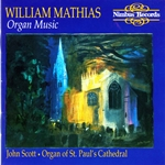Mathias, W.: Organ Music
