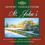 Advent Carols From St John's