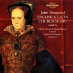 English and Latin Church Music
