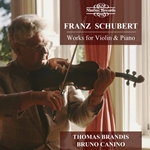 Schubert, F.: Duo Sonata, Op. 162 / Rondo Brilliant / Fantasy, Op. 159