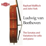 Beethoven: The Sonatas for Cello & Piano
