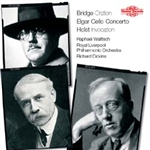Bridge/ Elgar/Holst: Concertos for Cello and Orchestra