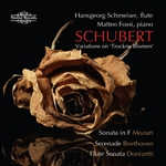 Schubert - Variations on 'Trockne Blumen'