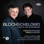 Bloch - Schelomo/Voice In The Wilderness