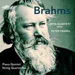 Brahms: Piano Quintet/String Quartet No.3
