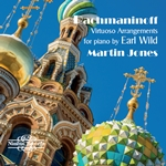 Virtuoso Arrangements for Piano by Earl Wild, Vol.2