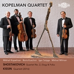 Shostakovich: Quartet No.2 / Kissin: Quartett