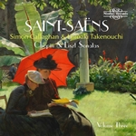 Saint-Saëns: Chopin & Liszt Sonatas - arrangements for 2 pianos