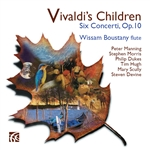 Vivaldi's Children - Six Concerti Op.10