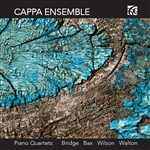 Piano Quartets - Cappa Ensemble