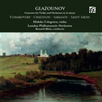 Glazounov - Concerto for Violin & Orchestra in A minor