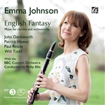 English Fantasy - Music for Clarinet and Orchestra