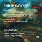 Philip Sawyers Concertos & Orchestral Works