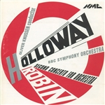 HOLLOWAY, R.: Concerto for Orchestra No. 2 (BBC Symphony, Knussen)