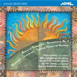 BEDFORD, D.: Alleluia Timpanis / Symphony No. 1 / Recorder Concerto / Twelve Hours of Sunset (BBC Symphony Orchestra)