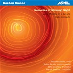 CROSSE, G.: Memories of Morning / Some Marches on a Ground / Cello Concerto (Bickley, Baillie, Brabbins)