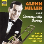 MILLER, Glenn: Community Swing (1937-1938)