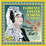 JENKINS, Florence Foster: Murder on the High Cs (1937-1951)