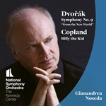 Dvorak: Symphony No.9 / Copland: Billy the Kid