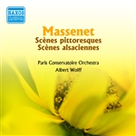 MASSENET: Orchestral Suites Nos. 4 and 7 (A. Wolff) (1955)