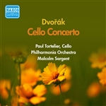 DVORAK: Cello Concerto in B minor (Tortelier) (1956)