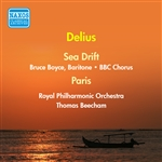 DELIUS: Sea Drift / The Song of a Great City (Boyce / BBC Chorus / Royal Philharmonic Orchestra / Beecham) (1956)