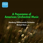 PANORAMA OF AMERICAN ORCHESTRAL MUSIC (A) (Korn) (1955)