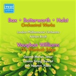 VAUGHAN WILLIAMS: On Wenlock Edge /  BAX: Tintagel / BUTTERWORTH: The Banks of Green Willow / A Shropshire Lad (Boult) (1955, 1956)