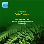 DVORAK, A.: Cello Concerto (Nelsova, London Symphony, Krips) (1951)