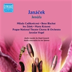 JANACEK, L.: Jenufa (Prague National Theatre, Vogel) (1950)