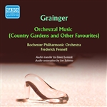 GRAINGER, P.: Orchestral Music (Country Gardens and Other Favourites) (Fennell) (1959)