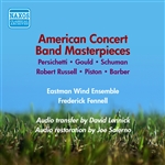 EASTMAN WIND ENSEMBLE: American Concert Band Masterpieces (1956)