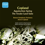 COPLAND, A.: Appalachian Spring / The Tender Land Suite (Boston Symphony, Copland)