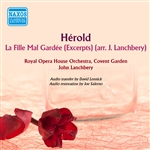 HEROLD, F.: Fille mal gardee (La) (excerpts) (Royal Opera House Orchestra, Lanchberry) (1962)