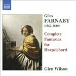 FARNABY: Harpsichord Fantasias (Complete)