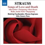 STRAUSS, R.: Songs of Love and Death