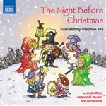 NIGHT BEFORE CHRISTMAS (THE) Narrated by Stephen Fry