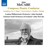 John McCabe: Composer, Pianist & Conductor