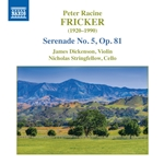 Fricker: Serenade No. 5, Op. 81