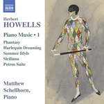 Howells: Piano Music, Vol. 1