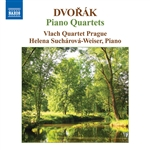DVORAK, A.: Piano Quartets Nos. 1 and 2 (Sucharova-Weiser, members of Vlach Quartet)