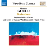 GOULD, M.: Derivations / Saint Lawrence Suite / Symphony No. 4,